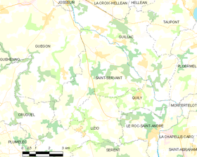 Map commune FR insee code 56236.png