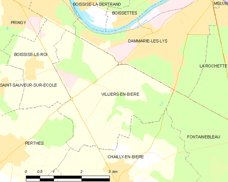 File:Map commune FR insee code 77518.png
