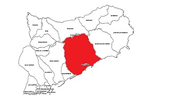 San Andrés, Santa Cruz de Tenerife - Image: Mapa San Andres