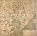 Mapa do recôncavo baiano elaborado por Theodoro Fernandes Sampaio em 1899 com apoio do Governo da Bahia. Editado e impresso na Litho Typographia Reis & Companhia.jpg