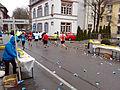 Marathon Freiburg in der Wallstraße mit Bananenverpflegung.jpg