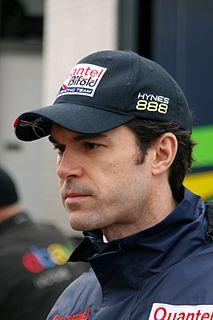 Marc Hynes British racing driver