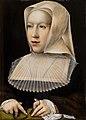 Marguerite d Autriche par Bernard van Orley vers 1518 huile sur bois.jpeg