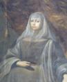 Maria Francisca de Saboia, Convento Francesinhas (close up).PNG