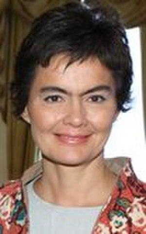 María Eugenia Estenssoro - María Eugenia Estenssoro in 2008