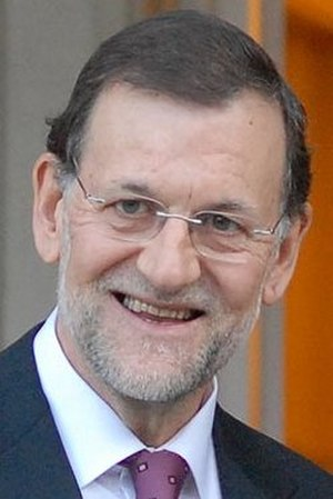 Spanish local elections, 2011 - Image: Mariano Rajoy 2012b (cropped)