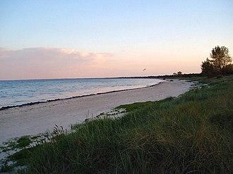 Sydfalster - The beach of Marielyst