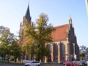 Marienkirche, Neubrandenburg - Marienkirche, Neubrandenburg