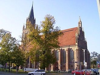 Marienkirche (Neubrandenburg) Die vollständigen