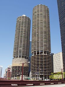 Architecture Buildings In Chicago