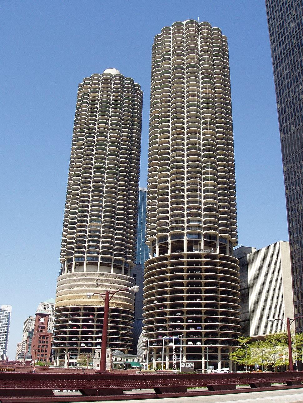 Marina City - Chicago, Illinois