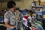 Marines volunteer at MCB Hawaii Thrift Shop 150331-M-QA266-028.jpg