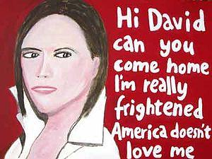 Mark D - Mark D. Victoria Beckham: America Doesn't Love Me.