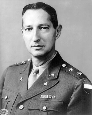 United States Army North - Mark W. Clark, pictured here in 1942 as a major general, was destined to command the Fifth Army throughout most of its existence.