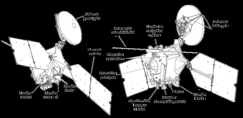 surveyor spacecraft drawings - photo #13