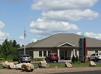 Marshfield Clinic - Image: Marshfield Clinic Mercer Wisconsin