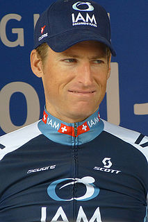 Martin Elmiger Road bicycle racer