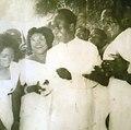 Martin Kyerematen. Sr (right) Member of Parliament Ghana for Agona Kwabre with Dr. Kwame Nkrumah Prime Minister and President of Ghana (left).jpg