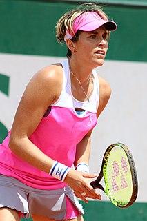 María José Martínez Sánchez Spanish tennis player