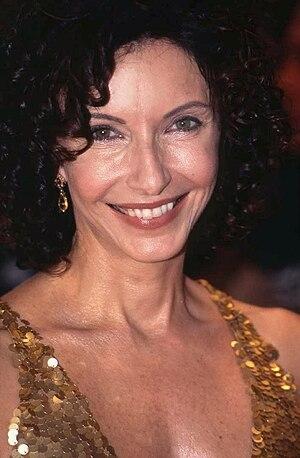 Mary Steenburgen - Steenburgen in December 2000