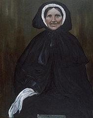 Mary Griffiths of Llandovery