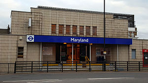 Maryland, London - Maryland Station