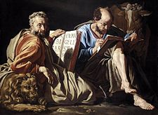 Matthias Stom - The Evangelists St Mark and St Luke - WGA21808.jpg