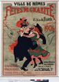 Maurice Biais - Ville de Nîmes - Fêtes de charité 13, 14 et 16 février 1904.png