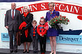 McCain family at christening of USS John S. McCain (DDG-56).jpg