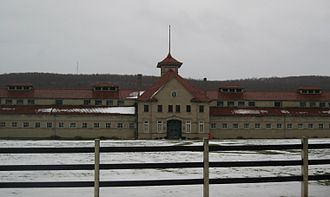 Cuba, New York - The McKinney Stables