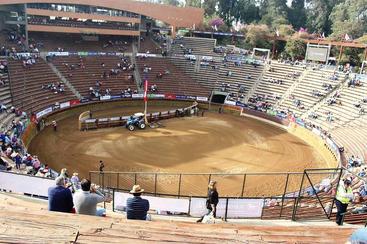 Medialuna Monumental De Rancagua Wikipedia La