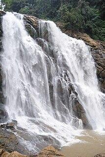 Meenmutty Falls, Wayanad