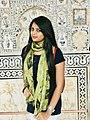 Mehandi silk scarf 2.jpg