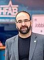 Mehmet Kaplan - Politiker i Almedalen, 2014.jpg