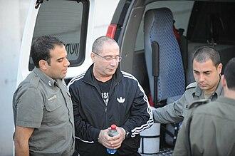 Israeli mafia - Image: Meir Abergil