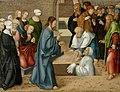 Meister des Pflockschen Altars - Auferweckung des Lazarus.jpg
