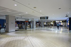 Melbourne Central railway station - Station Concourse