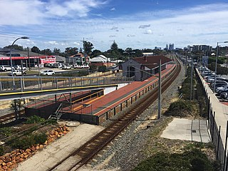 Meltham railway station Railway station in Perth, Western Australia