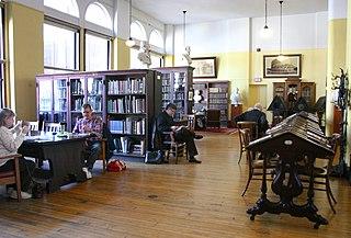 Mercantile Library of Cincinnati library