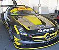 Mercedes-Benz SLS AMG GT3 of Christian Klien 2013.JPG