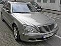 Mercedes S-Klasse Facelift front.jpg