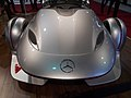 Mercedes Silver Arrow, rear, Automotive 2017 Hungexpo.jpg
