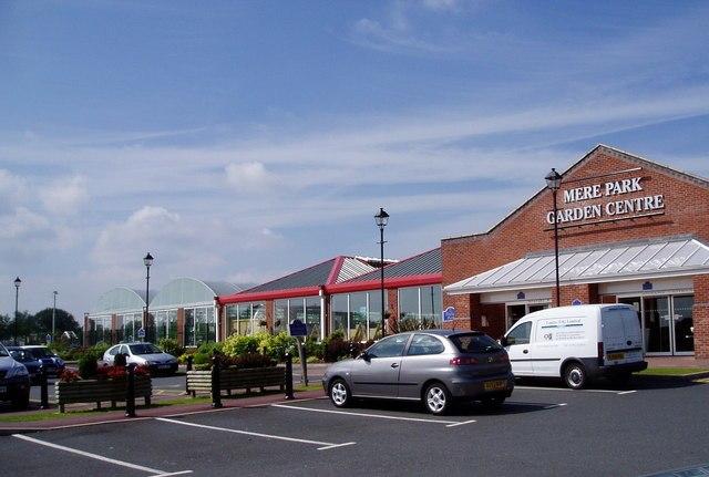 Newport, Shropshire - Howling Pixel