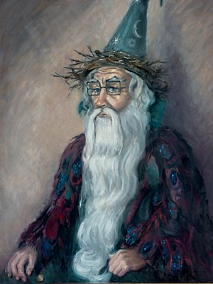 Don Crosby - Don Crosby, as Merlin by Douglass Baulch