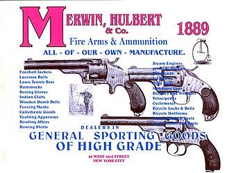 Merwin Hulbert - Image: Merwin Hulbert 1889