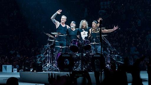 Metallica - The O2 - Sunday 22nd October 2017 MetallicaO2221017-107 (37640633730)