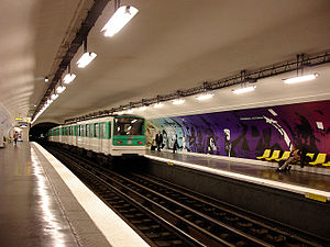 Assemblée Nationale (Paris Métro)