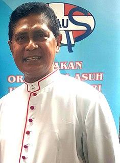 Vincentius Sensi Potokota 21st-century Indonesian Catholic archbishop