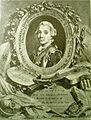 Michał Wielhorski magister culinae Magni Ducatus Lithuaniae 1780.jpg