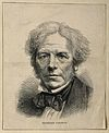 Michael Faraday. Wood engraving. Wellcome V0001863.jpg